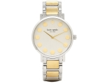 Kate Spade Two-tone Bracelet Ladies Watch 1YRU0738