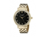 Kate Spade Monterey Black Dial Crystals Ladies W..
