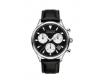 Movado Men's Chronograph Leather Strap 3650005 W..