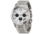 Marc by Marc Jacobs Rock Silver Dial Unisex Watc..
