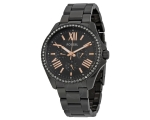 Fossil AM4522 Multi-Function Black Dial women's ..