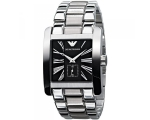 Emporio Armani AR0181 - Mens Classic Stainless S..