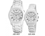 Emporio Armani His & hers Ceramica Watches Set -..