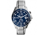 Fossil CH2937 Wakefield Blue Dial Men's Watch