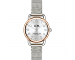 Coach 14502246 Delancey Stainless Steel Ladies W..
