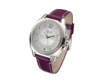 Coach 14501368 Purple Leather Ladies Watch