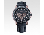 Hugo Boss 1512315 Men's Leather Chronograph Watch