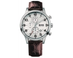 Hugo Boss 1512447 Gents Leather Strap Watch