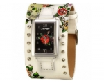 Ed Hardy EDTT-WSK Ladies Temptress White Rose St..
