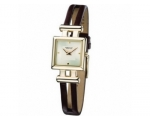 Kenneth Cole KC2416 Ladies Brown Leather Strap C..