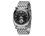 Mens Emporio Armani Meccanico Automatic Watch AR..