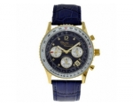 Charles Conrad CC-0122G Mens Air Commander Blue ..