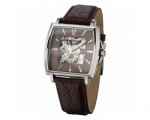 Kenneth Cole KC1452 Mens Brown Strap Brown Dial ..