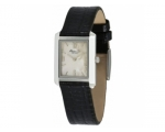 Kenneth Cole KC2567 Ladies Black Leather Strap W..