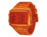 LED   LED-OE-STP Unisex Digital Orange Dial And ..
