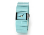 Nixon Women's A190272 Cougar Stainless Steel Blu..