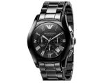 Emporio Armani Watch AR1400 Men's Chronograph Bl..