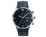 Emporio Armani AR1690 Mens Stainless Steel Case ..