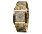 Emporio Armani AR2017 Ladies Classic Gold Plated..