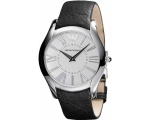 Emporio Armani Watches AR2020 Mens Super Slim Bl..