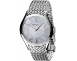 Emporio Armani AR2025 Ladies Mesh Bracelet Watch..