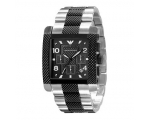 Emporio Armani Mens Sport Watch AR5842 Stainless..