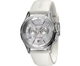 emporio armani ar5848 mens white sports posh watch emporio armani ar5848 mens white sports designer watch