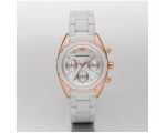 Emporio Armani AR5945 Ladies Sportivo Rose Gold ..