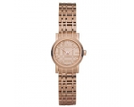 Burberry BU1865 Signature Design Womens Rose Gol..