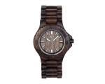 Wewood Watches Date Chocolate Watch
