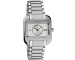 D&G DW0226 - Dolce & Gabbana Stainless Silver Me..