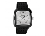 D&G DW0361 - Dolce & Gabbana Square Silver Dial ..
