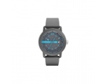 Armani Exchange AX Grey Dial Grey Rubber Unisex ..