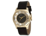 Marc by Marc Jacobs Henry Black Cut-out Dial Lad..