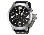 TW Steel Canteen 45mm Black Dial Chronograph Men..