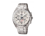 Casio Collection Men' s Silver Chronograph Watch..