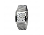 Emporio Armani Ladies Stainless Steel Mesh Watch..