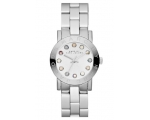 Marc by Marc Jacobs Amy Dexter White Dial Ladies..