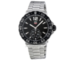 Tag Heuer Formula 1 Grande Date Black Dial Stain..