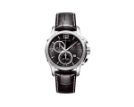 Hamilton Men's H32612735 Jazzmaster Black Chrono..