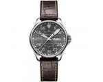 Hamilton Men's H64425585 Khaki King Grey Dial Wa..
