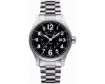 Hamilton H70615133 Mens Khaki Field Officer auto..