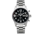 Hamilton H71716133 Mens Khaki Field Officer Chro..