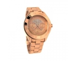 Armani Exchange Noemie Multi-Function Rose Gold ..