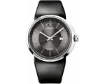 Calvin Klein K0H21107 Gents Swiss Quartz Black D..