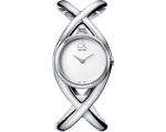 Calvin Klein K2L23120 Ladies Enlace Stainless St..