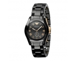 Emporio Armani Watches AR1412 Ladies Ceramica Ro..