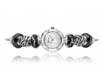 Accurist Ladies Dusk Charmed Beaded Watch LB1712B
