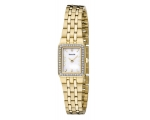 Accurist Ladies' Gold Tone Crystal Bracelet Watc..