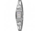 Accurist LB1692P Ladies Silver Tone Stone Set Br..